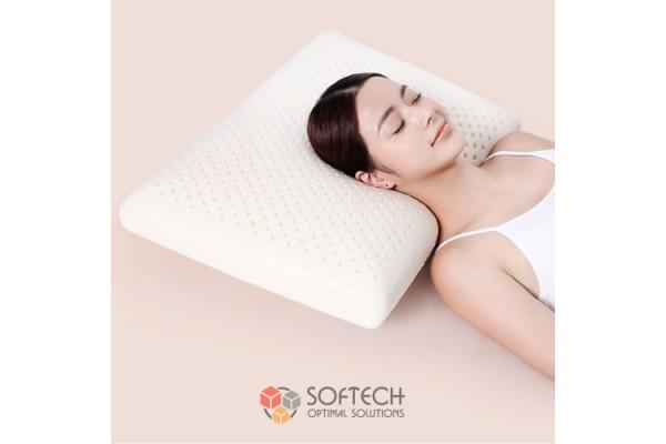 Латексная подушка Xiaomi 8H Z1 600x400x120ММ