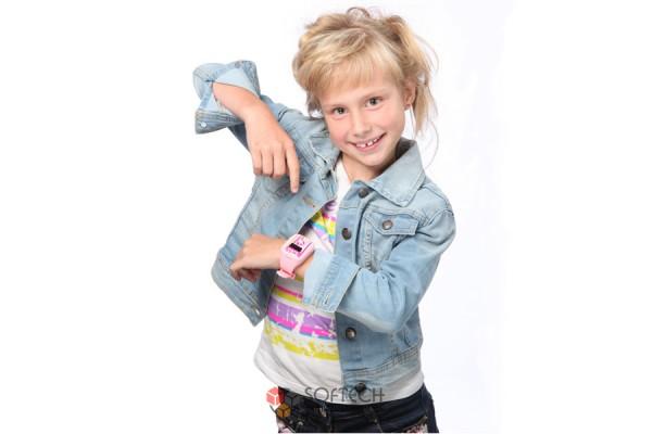 Детские часы с GPS трекером Elari FixiTime