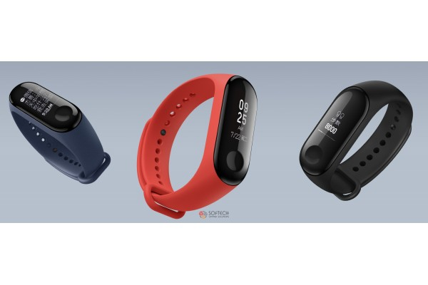 Фитнес-браслет Xiaomi Mi Band 3 EU