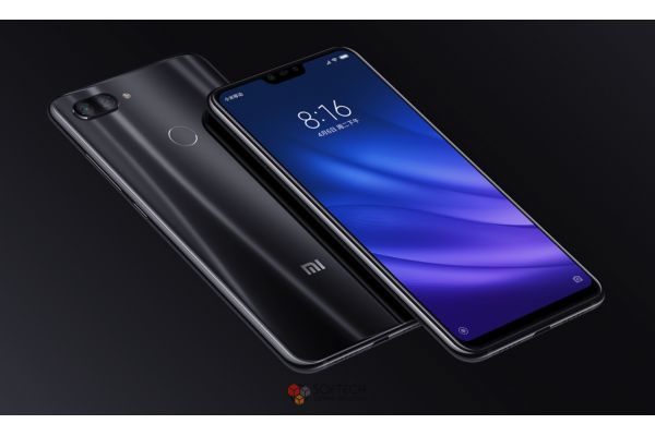 Смартфон Xiaomi Mi8 Lite (4+64)