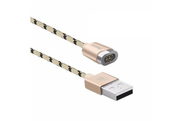 Магнитный кабель Baseus Insnap microUSB