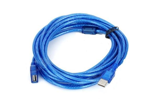 Кабель USB 2.0 AM-BM с ферритом для принтера (1.5м)