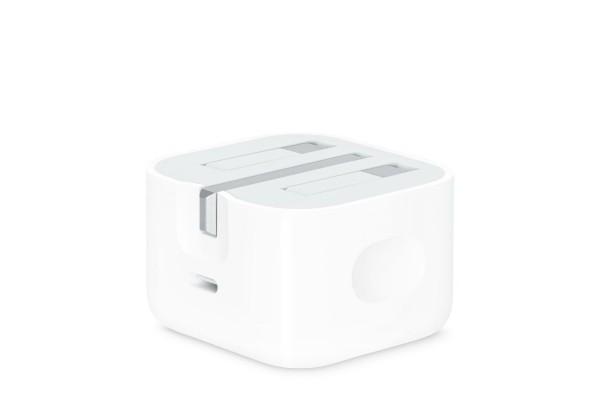 Оригинальное зарядное устройство Apple 20W USB-C Power Adapter UK
