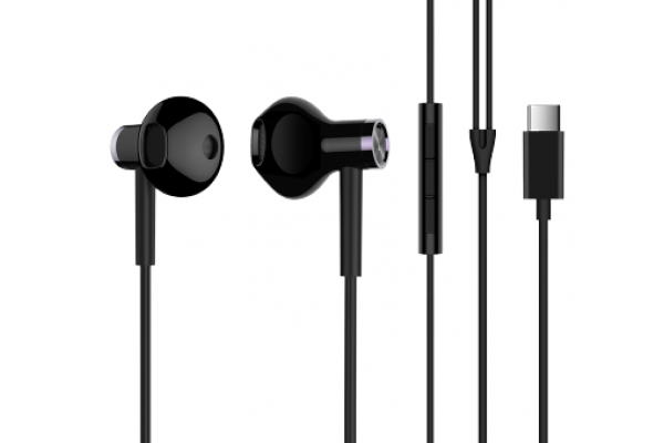 Наушники Xiaomi Dual-Unit Half-Ear Type-C