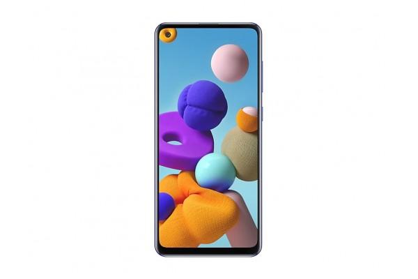 Смартфон Samsung Galaxy A21s (4+64) EU