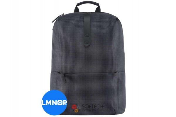 Рюкзак RunMi 90GOFUN College Leisure Shoulder Bag Black