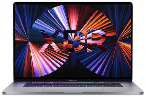 "Ноутбук Apple MacBook Pro 14"" 2021 Apple M1X (16+256GB SSD)"