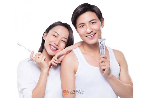 Зубная паста Doctor B Toothpaste