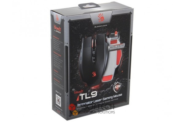 Игровая мышка A4Tech Bloody TL9A Terminator USB