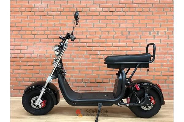 Электроскутер Electrotown Citycoco 1500w-40A