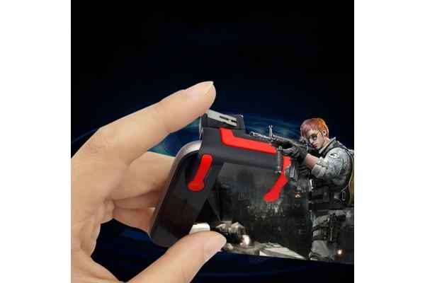 Джойстик с триггерами для игр на смартфон (JL-02/MX)