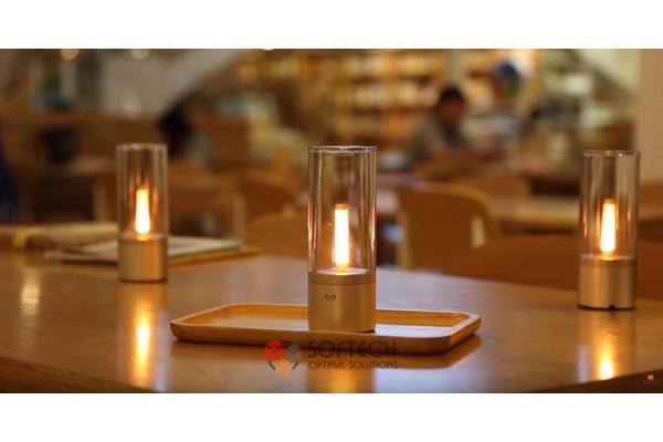 Прикроватная лампа Yeelight Smart Atmosphere Candela Light