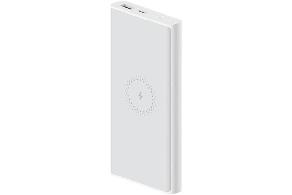 Внешний аккумулятор с поддержкой беспроводной зарядки Xiaomi Mi Wireless Charger 10000mAh WPB15ZM