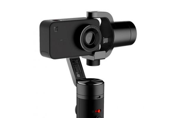 Трёхосевой электронный стабилизатор Handheld Gimbal для MiJia Action Camera