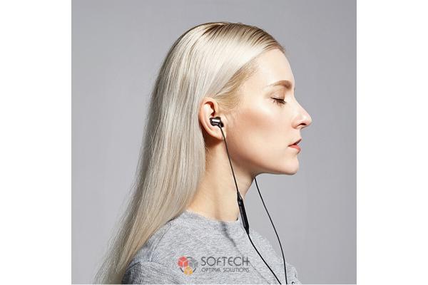 Наушники Capsule Dual Driver In-Ear Headphones
