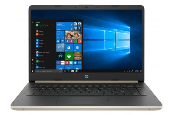 """Ноутбук HP Newest Touch-Screen 2019 14"""" i3-8145U 8th Gen/Intel UHD Graphics 620 (4+128GB SSD)"""