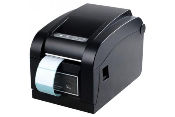 Принтер штрих кодов XPrinter XP-350B USB