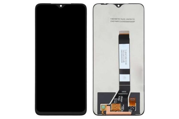 Сбор (сенсор+дисплей) Xiaomi Poco M3