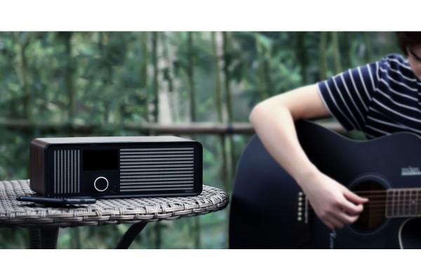 Ретро Bluetooth-колонка с будильником Remax H8