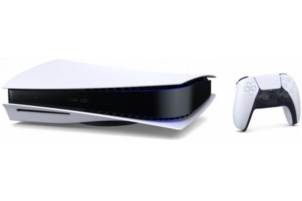 Игровая приставка Sony PlayStation 5 с дисководом 825Gb