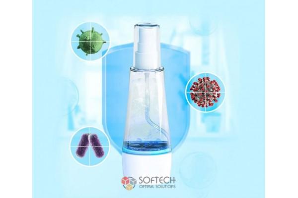 Устройство для производства дезинфицирующего гипохлорита натрия Xiaomi Qualitell Sodium Hypochlorite