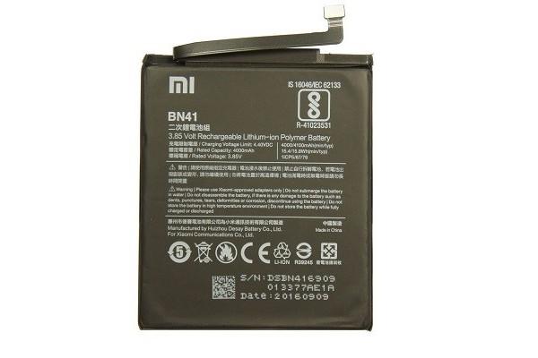 Аккумулятор для смартфона Xiaomi Redmi Note 4X / BN43