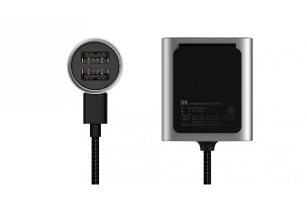 Авто зарядка Xiaomi Mi Car Charger QC 3.0
