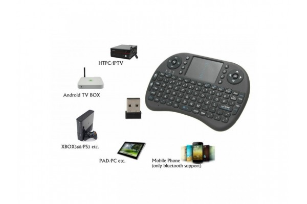 Беспроводная мини клавиатура RT-MWK08