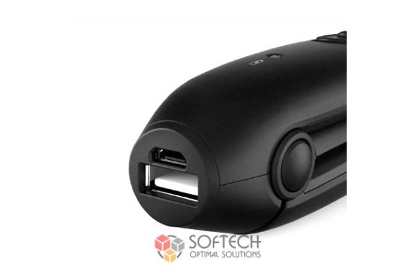 Выпрямитель для волос Xiaomi Yueli Hair Straightener + Power Bank 3500 mAh