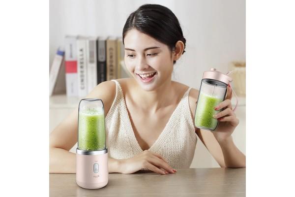 Портативный блендер Deerma Mini Juice blender