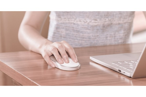 Мышка Xiaomi Mi Portable Mouse