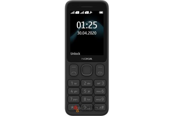 Кнопочный телефон Nokia 125 DS