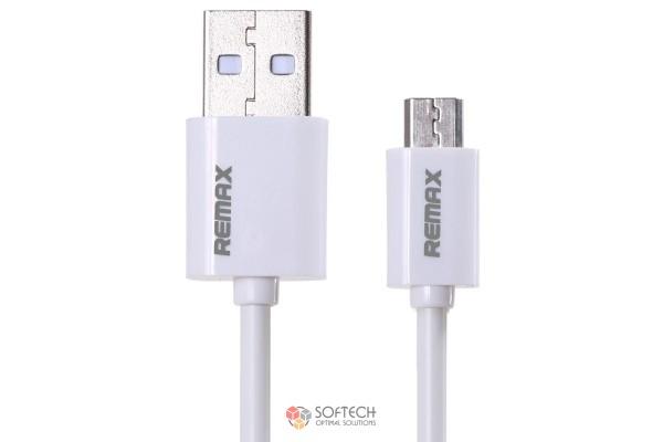 USB кабель Remax 1метр (microUSB)