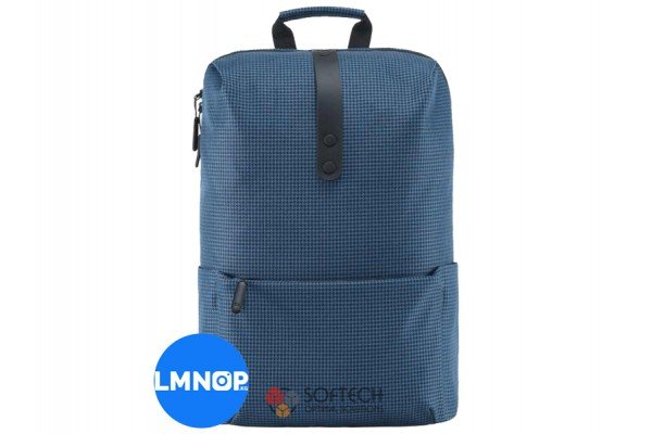 Рюкзак RunMi 90GOFUN College Leisure Shoulder Bag Blue