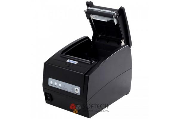 Принтер чеков XPrinter XP-T300H USB+LAN
