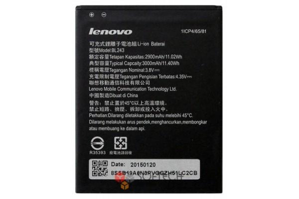 Аккумулятор для смартфона Lenovo A288t, A298t, A520, A660, A698t, A690, A370, A530, S760 / BL194