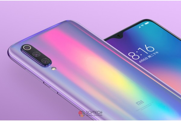Смартфон Xiaomi Mi9 (8+128) EU