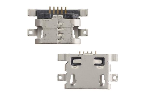 Micro USB разъём для зарядки Redmi 4A