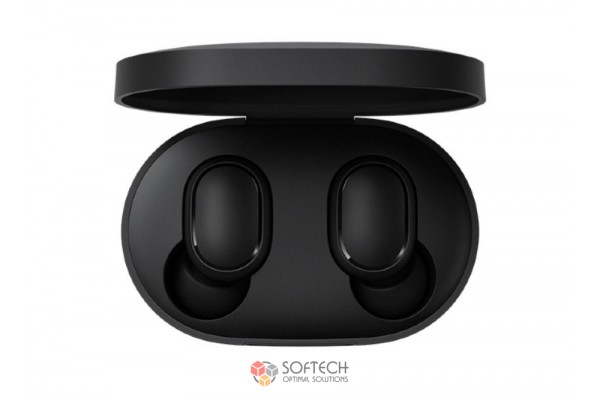 Беспроводные наушники Xiaomi Mi True Wireless Earbuds Basic (Redmi AirDots True Wireless Bluetooth Headset)
