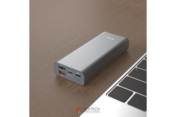 Внешний аккумулятор Power Bank Hoco 10000mAh