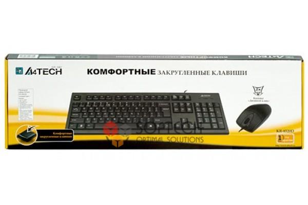 Комплект проводной A4Tech KR-8520D USB