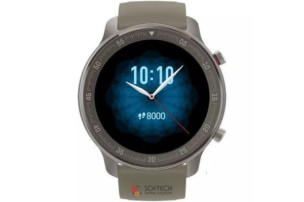Смарт-часы Xiaomi Amazfit GTR 47mm (титановый корпус)