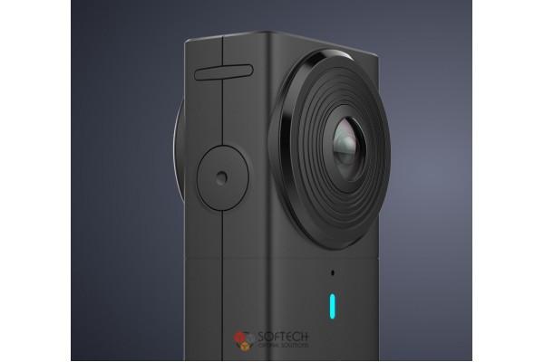 Панорамная камера YI 360 VR