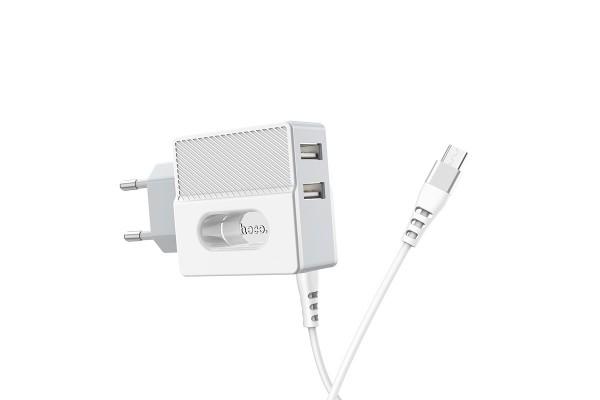 Зарядное устройство Micro-USB Hoco C75