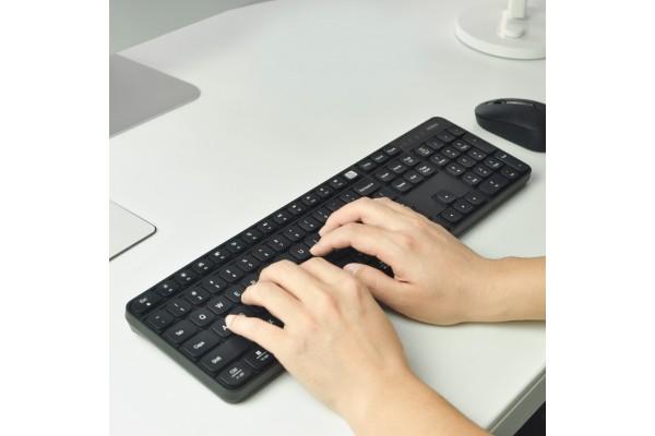 Беспроводная клавиатура с мышкой Xiaomi MiiiW