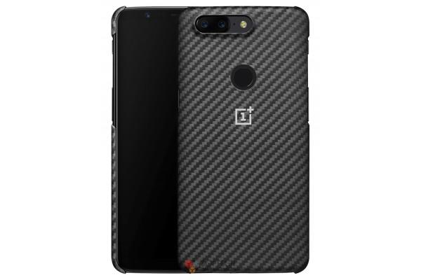 Чехол бампер Protective Case Karbon для OnePlus 5T (фирменные)