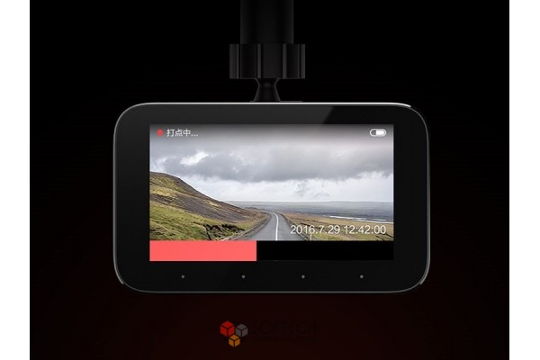 Видеорегистратор Xiaomi MiJia Car Driving Recorder Camera