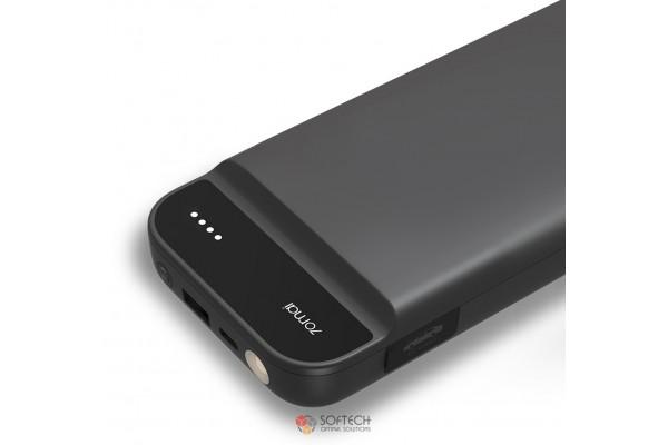 Универсальный внешний аккумулятор + портативный стартер Xiaomi 70mai Jump Strarter 11100 mAh 600A