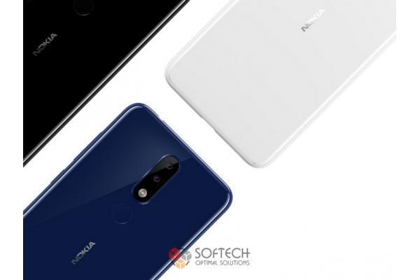 Смартфон Nokia X5 (3+32)