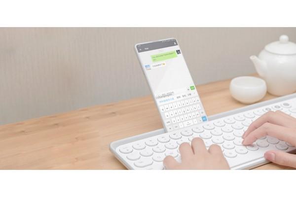 Беспроводная клавиатура Xiaomi MiiiW Keyboard Bluetooth Dual Mode